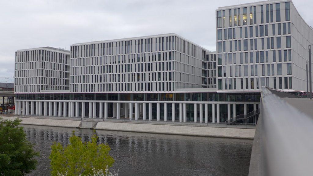 Der Management-Tag findet bei PwC direkt am Berliner Hauptbahnhof statt. (Foto: Kleist Berlin, CC BY-SA 2.0)
