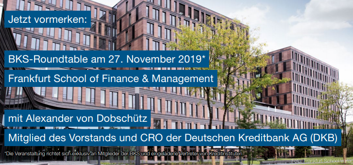 BKS-Roundtable am 27.11.2019